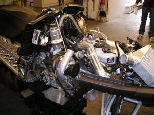 Snowmobile Welding and Repair